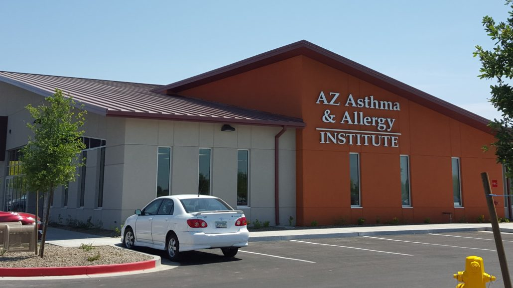 AAAI Peoria Allergist Office