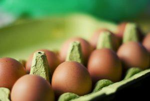 egg replacement baking recipe